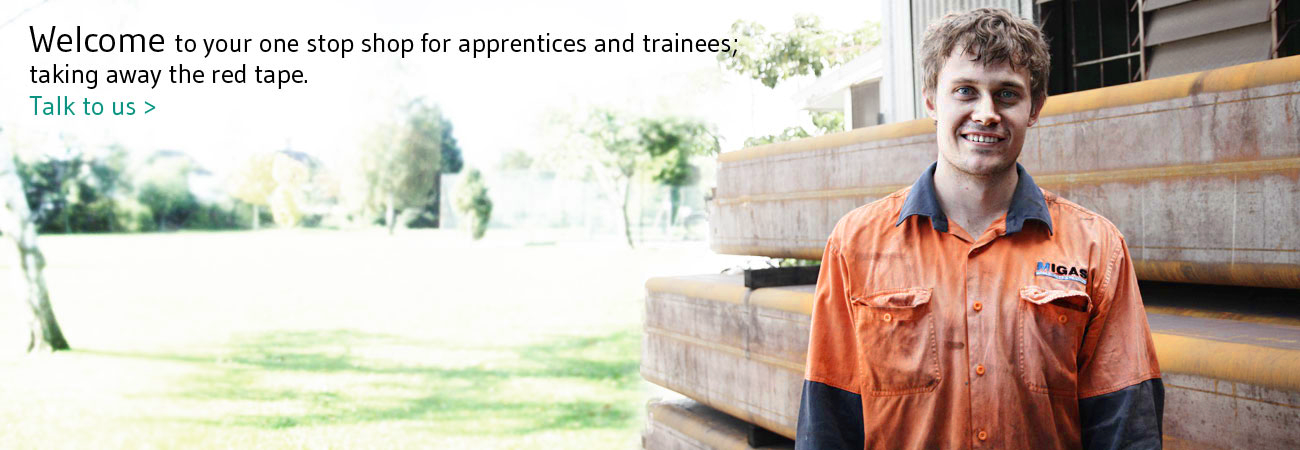One stop shop for Apprentices